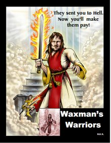 Waxman's Warrior Cover
